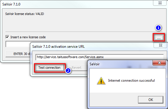 Test Connection