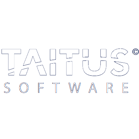 logo Taitus invertito