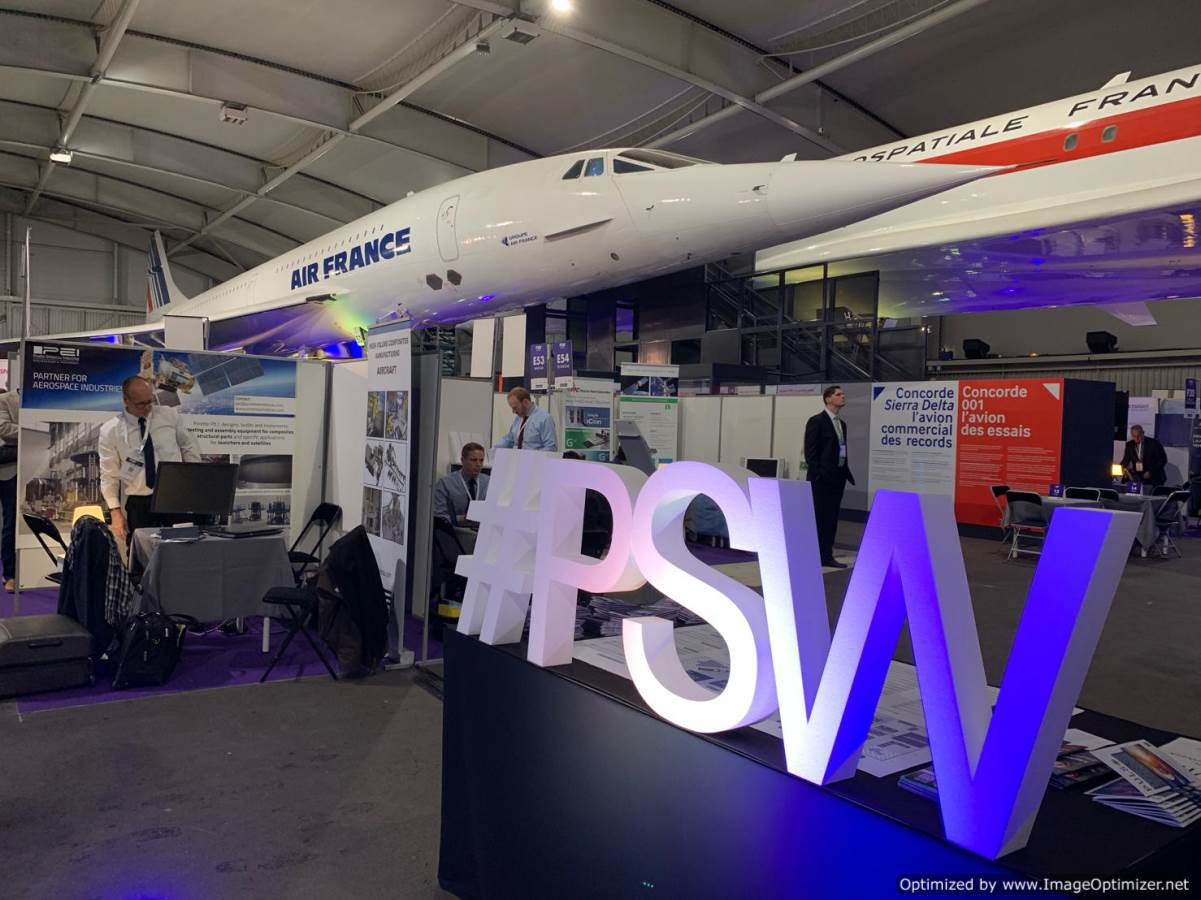 entrance at PSW